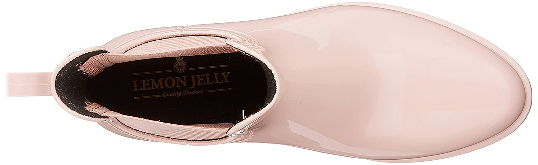 Lemon Jelly Damen Comfy Chelsea Stiefel, Pink (Baby Rose) Rose) (Baby 391c03