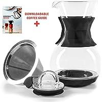 Uno Casa Jarra cafetera de 1 litro
