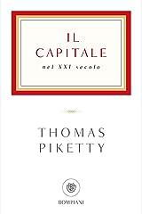 Il capitale nel XXI secolo (Vintage) (Italian Edition) Kindle Edition