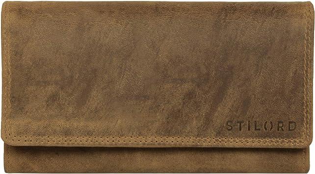 Gusti Pelle /'pia/' portafoglio portafoglio portafoglio portafogli donna portafoglio