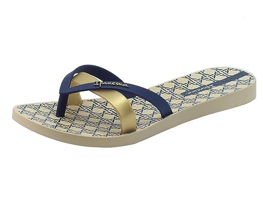 Ipanema - Sandalias de goma para mujer beige Beige/Brown beige Size: 39 FrAAnaZyB