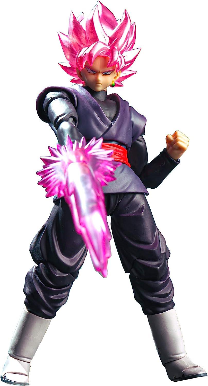 2019 SDCC Soku Gokou Black Super Sauyan Rose Tamashi SH Figuarts Dragon Ball