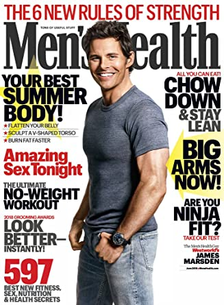 034ca97154b Men s Health  Amazon.com  Magazines