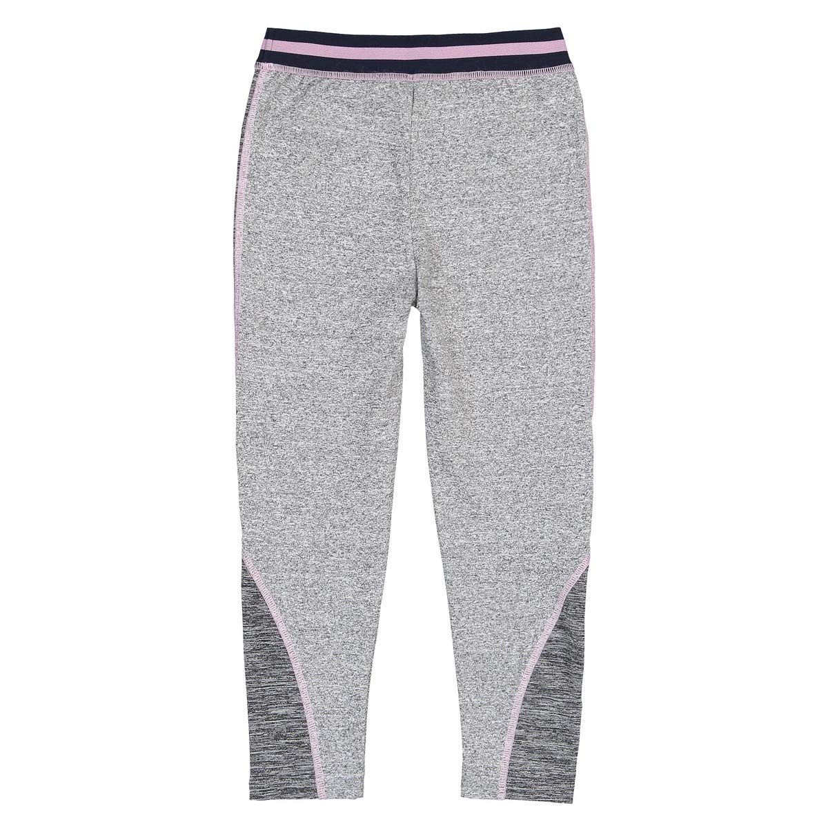 3-12 Years Grey Size 3 Years 37 in. La Redoute Collections Big Girls Technical Sports Leggings