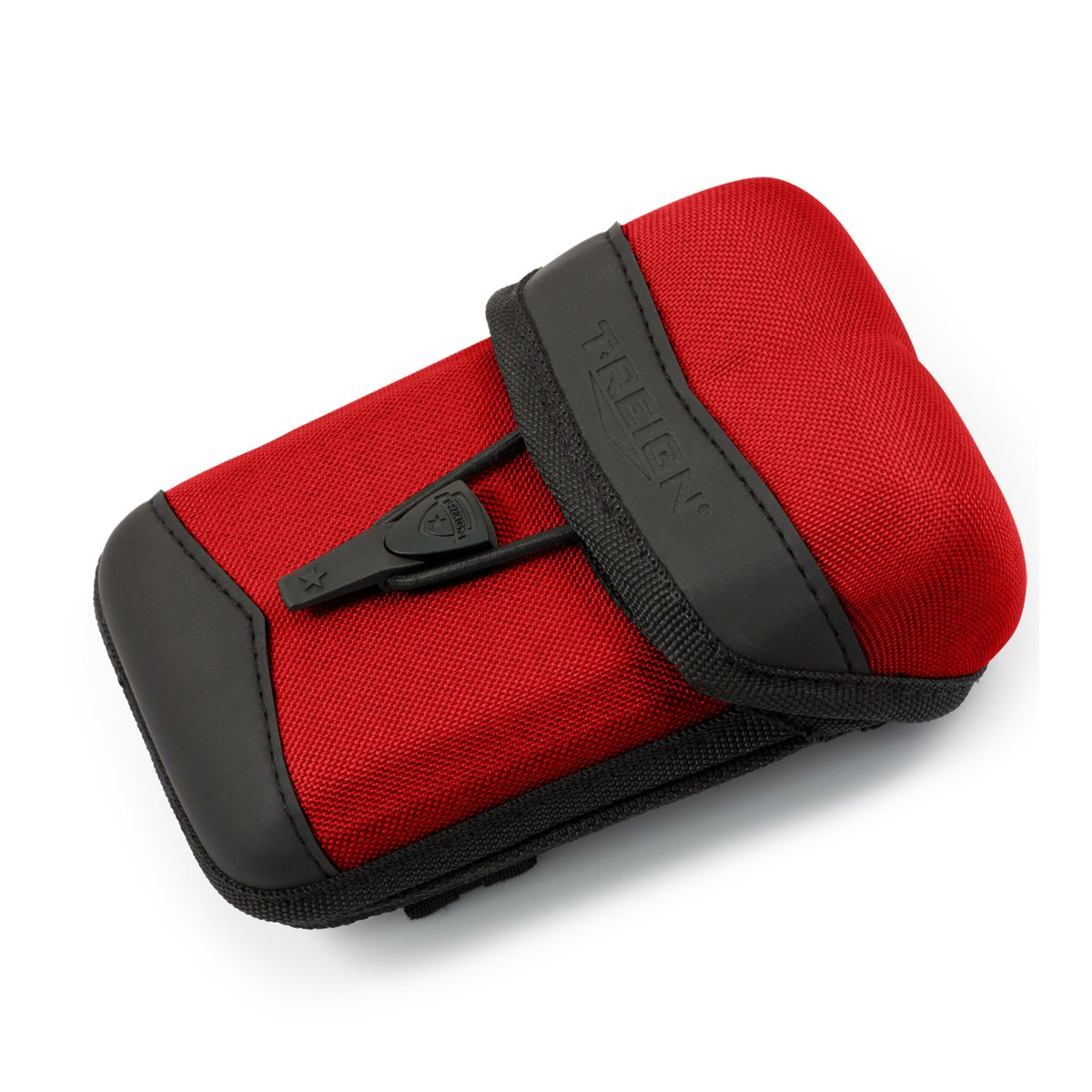 T-REIGN ProCase with Retractable 36 Kevlar Tether protects Rangefinders, GPS Units, Phones and More 0TRP-101-P
