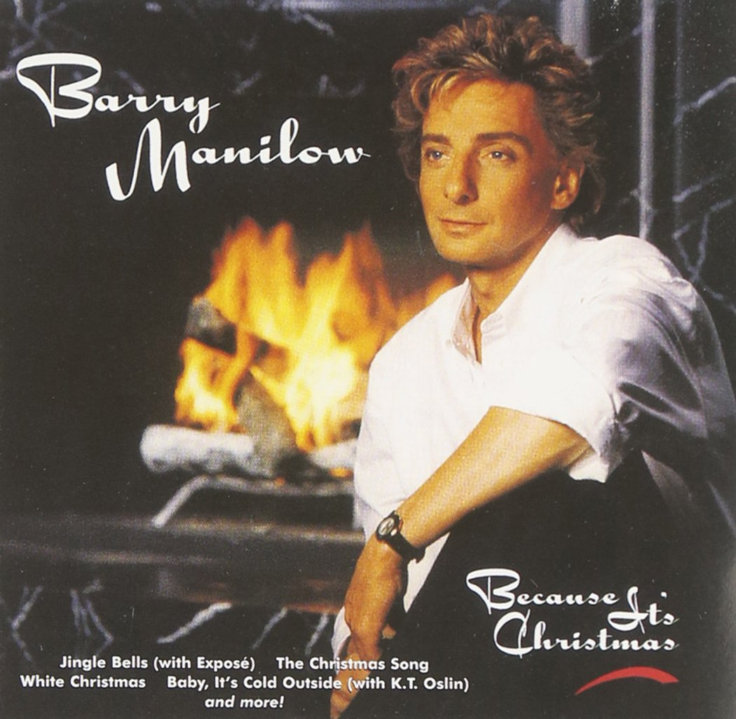 Barry Manilow - Because It\'s Christmas - Amazon.com Music