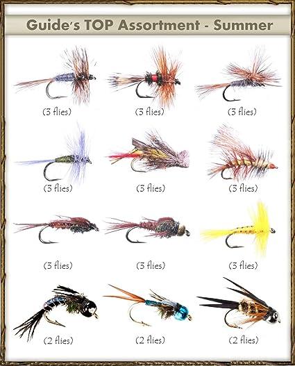 Trout Flies Fly Fishing Flies 33J-S Hooks 10 12 14 16 18
