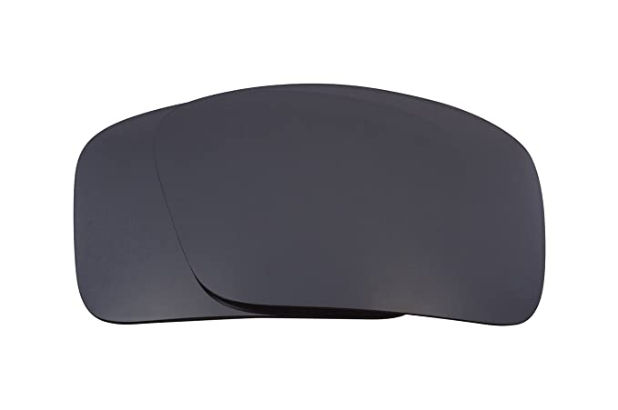28b235c4e08 Image Unavailable. Image not available for. Color  Oil Drum Replacement  Lenses Polarized Black Iridium by SEEK fits OAKLEY