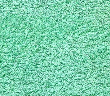 Terry Cloth Cotton Fabric ARUBA / 56