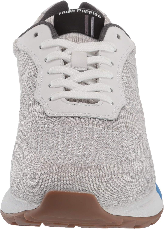Choose SZ//color Details about  /Hush Puppies Men/'s Henri Knit Jogger Sneaker