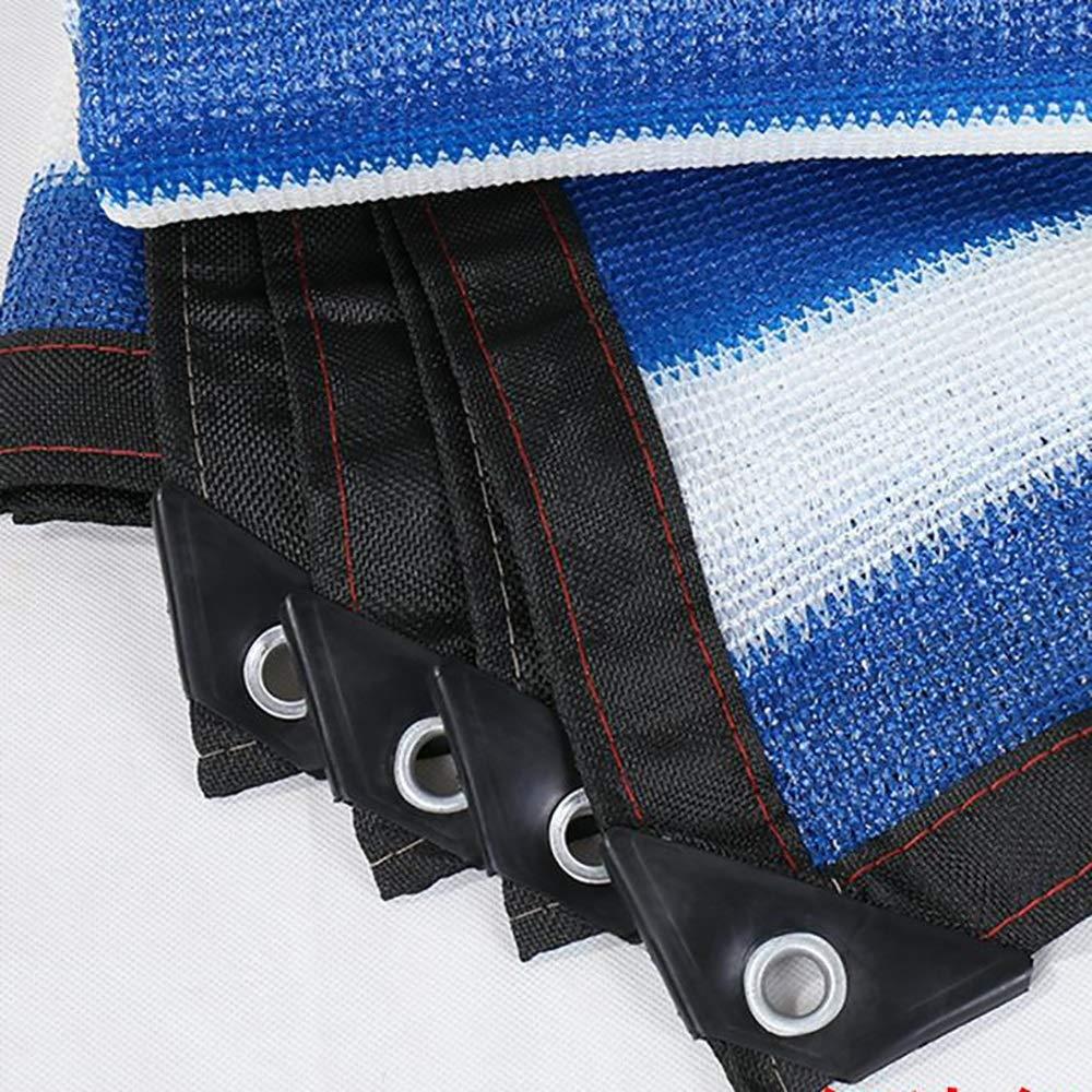 High-end Shade Net blu e bianca Shade Net 8 Pin Pin Pin Encryption Ispessimento Anti-aging Edge Punzonatura Prossoezione solare Net Shading Net (Coloree   rossoblu, Dimensione   2x4m) B07GVNT5VP 2x4m rossoblu | marchio  | Online Store  | Di Alta Qualità Ed Econ 06c55a