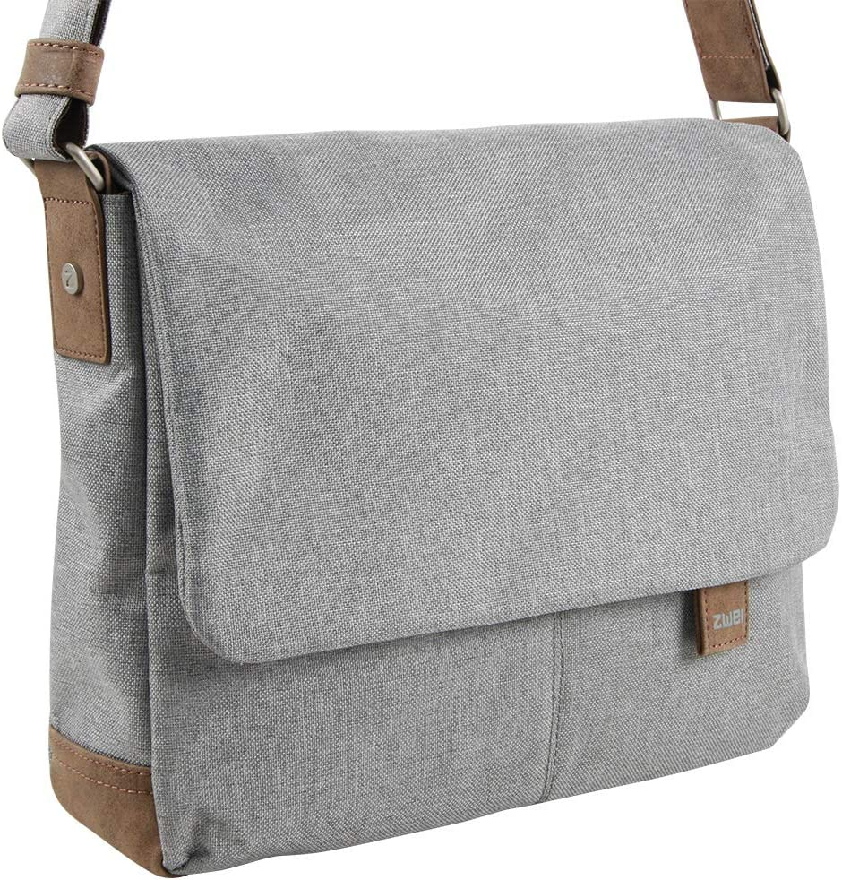 zwei Olli OT13 Messenger Bag 33 cm Blue