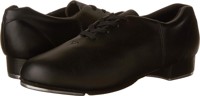 premium tap shoes UK 9 Black Capezio classic tap shoes K543