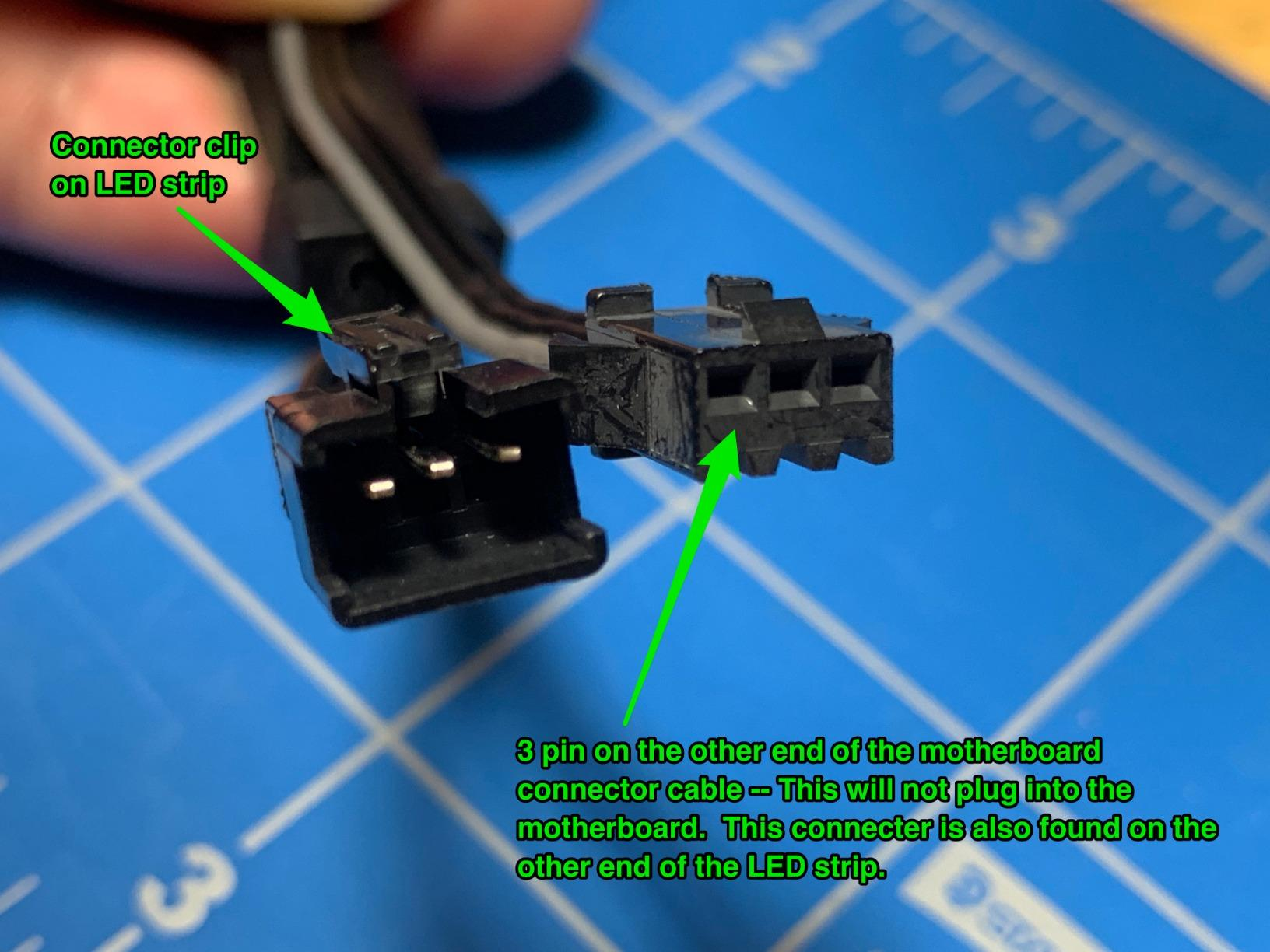 Connect Phanteks Rgb To Motherboard