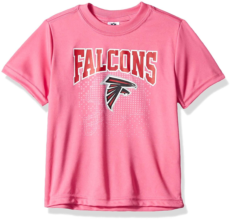 pink falcons shirt