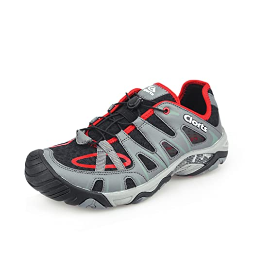 Water Shoe SLLOOP Clorts Mens Seaside Amphibious Athletic Pull On Quick Drying Hiking Water Sneaker  B071L8W5NG