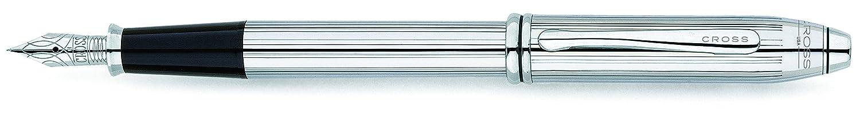 クロス 万年筆 M 中字 センチュリー2 HN3009-M スターリングシルバー 正規輸入品 B000F3W2QM 2 HN3009-M