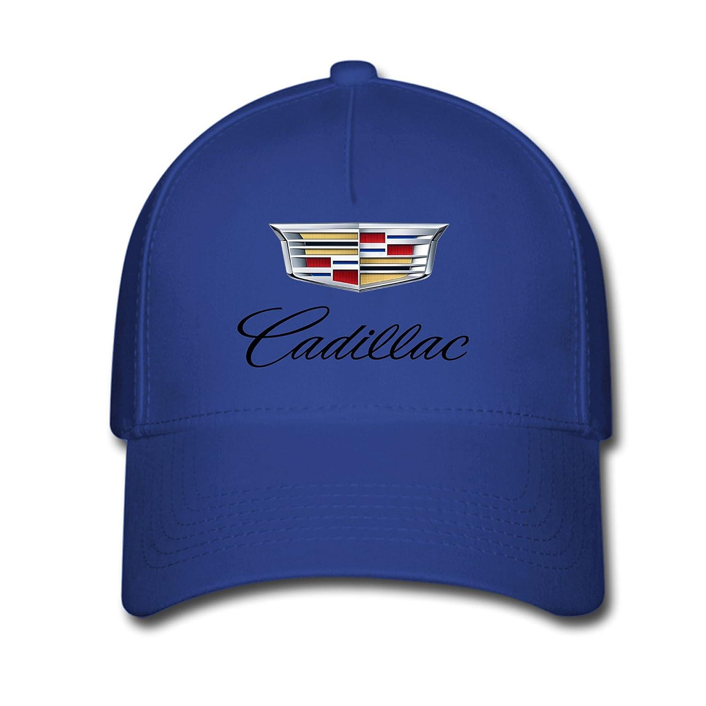 af618c79f2805 DEBBIE Unisex Cadillac Logo Baseball Caps Hat One Size at Amazon Men s  Clothing store