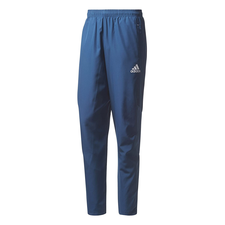 Adidas Juventus WOV Pnt, Pantaloni Uomo, Blu (Azunoc/Bianco), 2XL B41316
