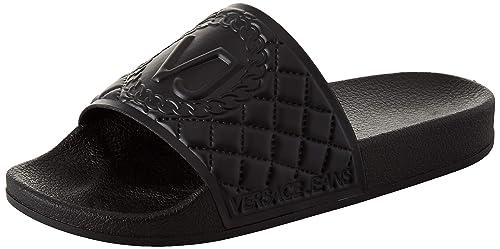 Versace Jeans Pantofole-Donna, Zapatillas de Estar por casa para Mujer: Amazon.es: Zapatos y complementos