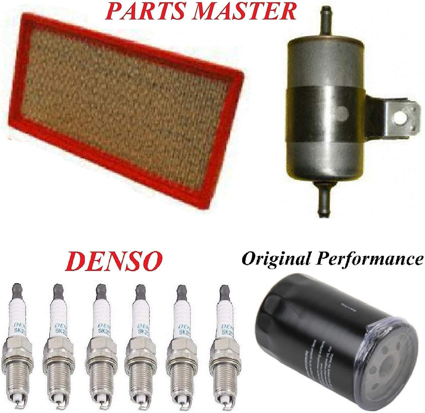 Amazon.com: Tune Up Kit Air Oil Fuel Filters Wire Spark Plug FIT DODGE  DAKOTA V6; 3.7L; Naturally Aspirated; GAS; FI 2004-2005: AutomotiveAmazon.com
