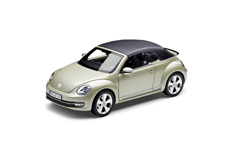 Volkswagen 5 C3099302p7 W Modè le de voiture Beetle Cabriolet 1: 18, lune Rock Argent mé tallique lune Rock Argent métallique Volkswagen AG 5C3099302P7W