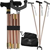 Walking Stick With Dynamo Flash Light And Alarm Amazon Co