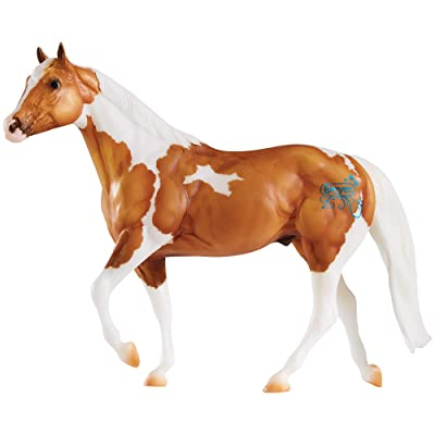 Breyer Traditional Series King American Paint Horse | Horse Toy Model | 1:9 Scale | Model #1803: Toys & Games