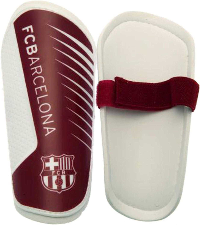 FC Barcelona Slip In Shinguards