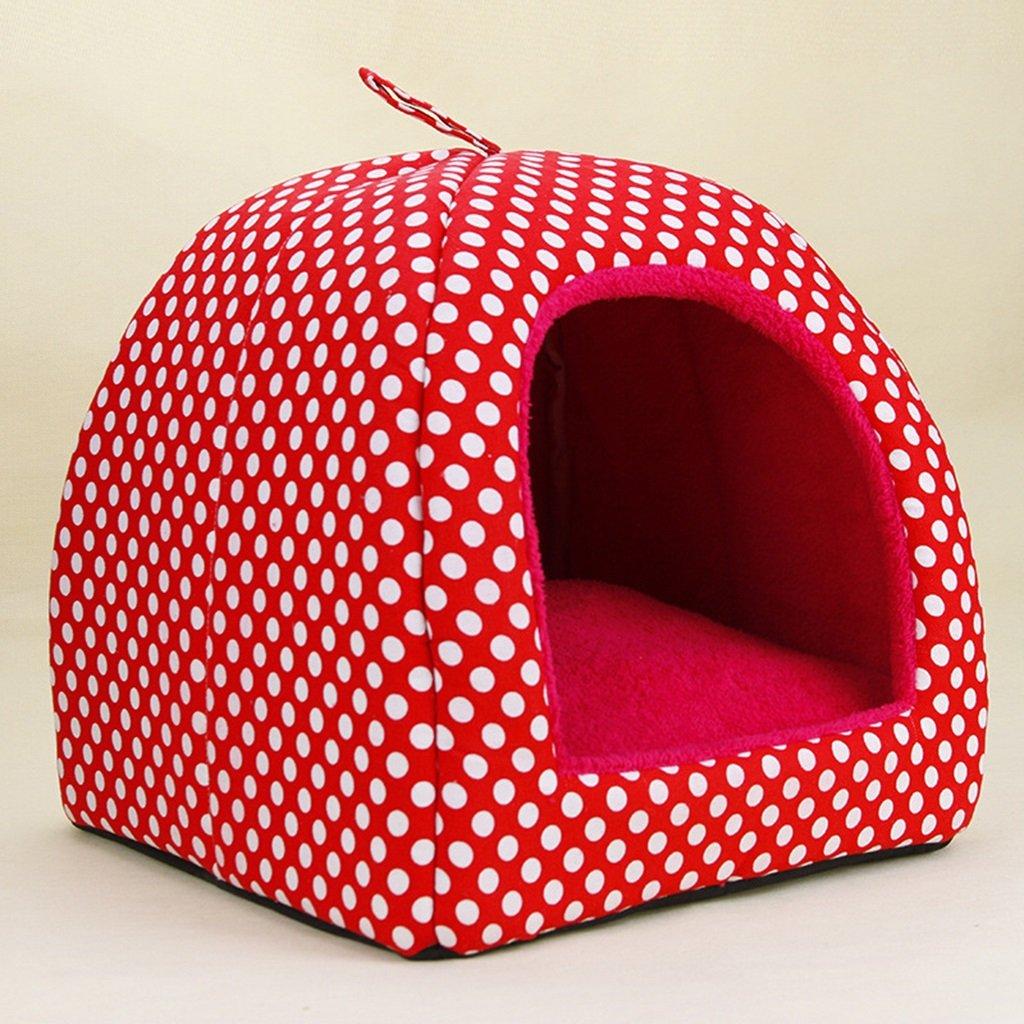 C S C S %Pet Bed Pet Nest Dog Bed Cat Nest Pet Mat Pet ProductsX01 Pet Supplies (color   C, Size   S)