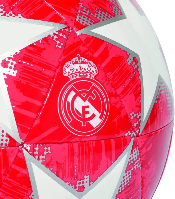 adidas Finale 18 Real Madrid Capitano – Balón de fútbol: Amazon.es ...
