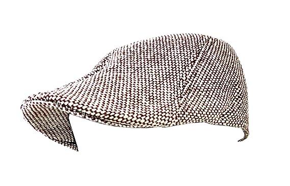 8f6d1a80e0e Evil Wear Designer Flat Cap Trendit Cold Edition Models  Amazon.co.uk   Beauty