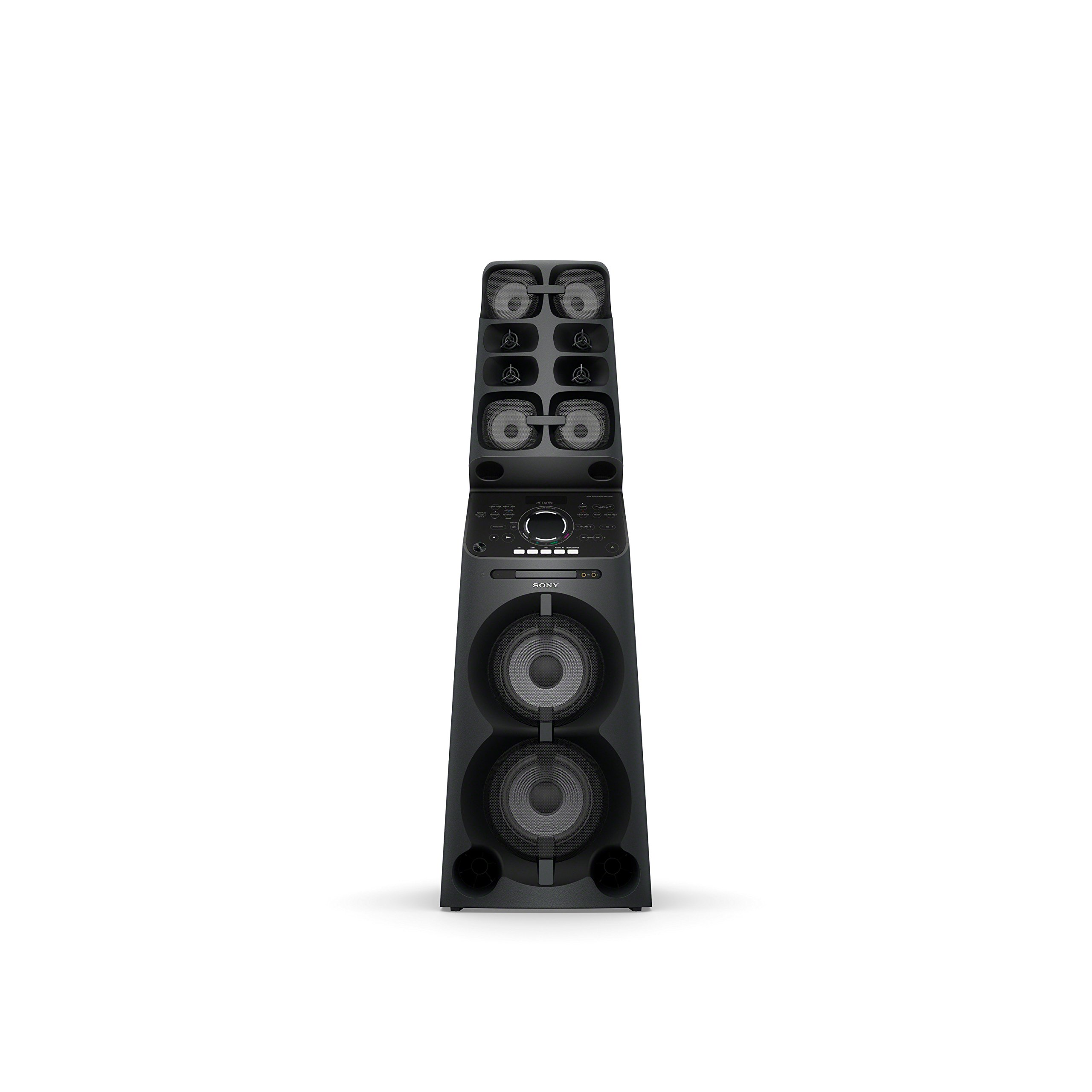 Sony MHC-V90W High Power One Box Party Music System with Built-In Wi-Fi (2017 model)
