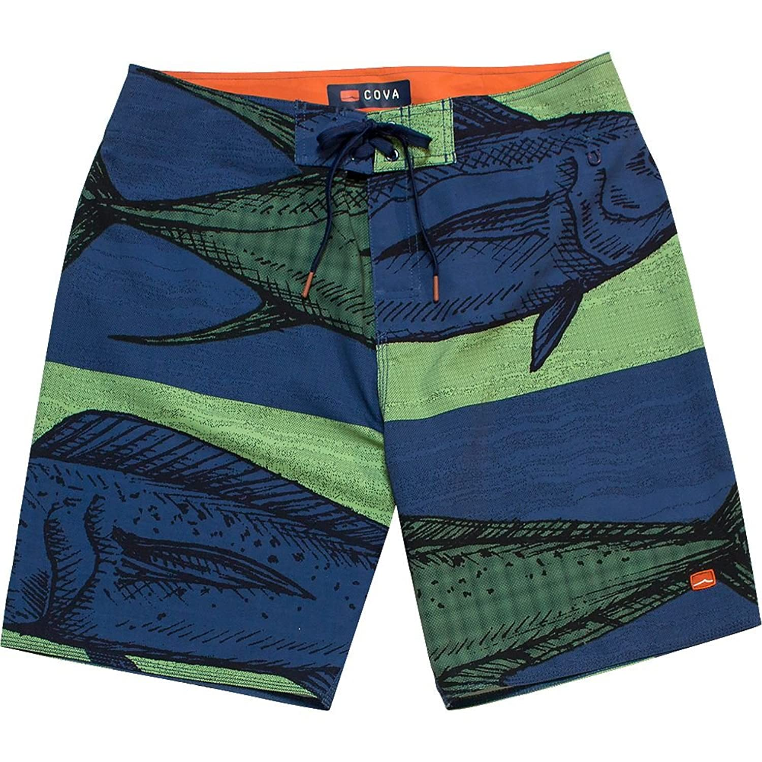 Cheap Cova Heads Or Tails Boardshorts for sale