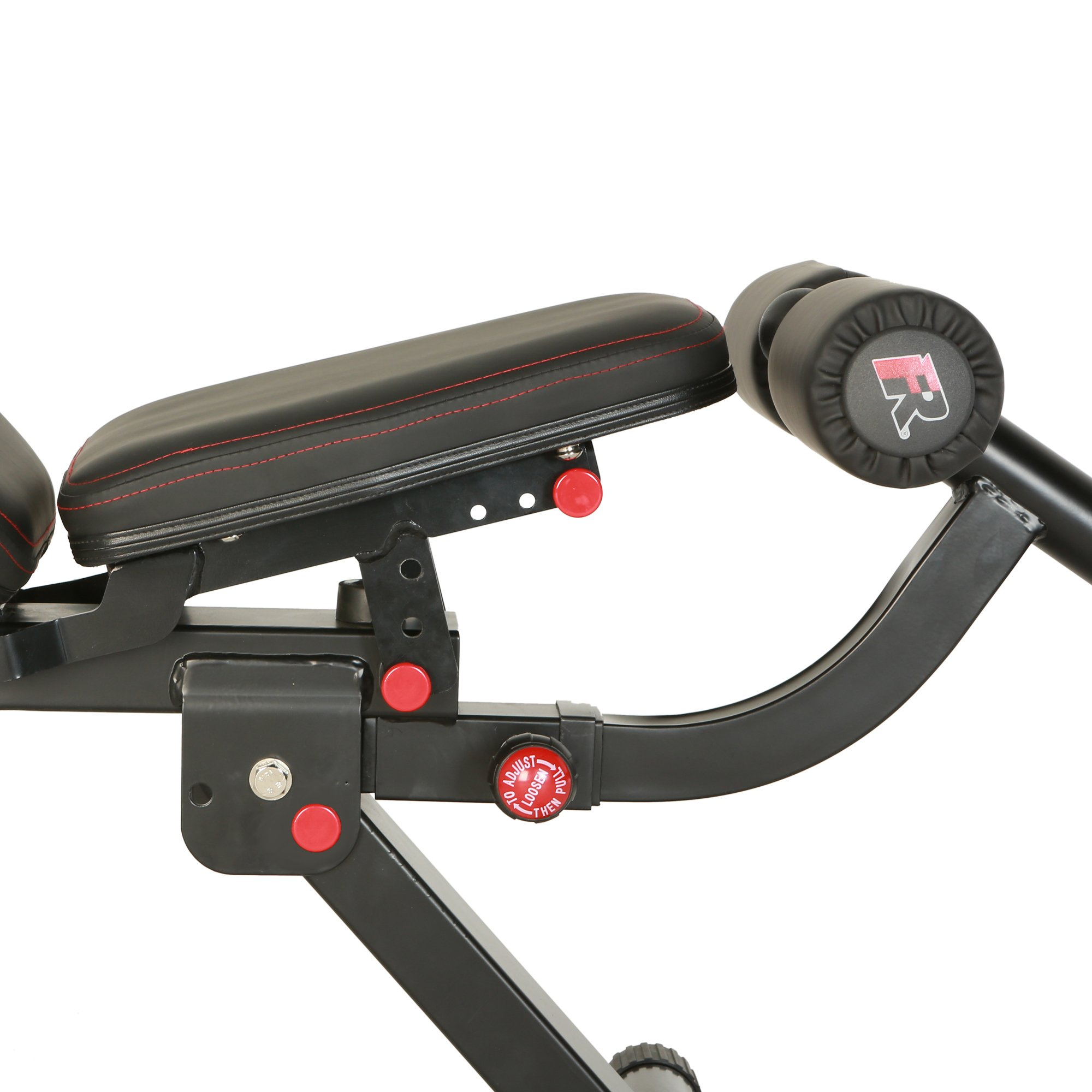 Fitness Reality 2000 Super Max XL High Capacity NO Gap Weight Bench with Detachable Leg Lock-Down by Fitness Reality (Image #7)