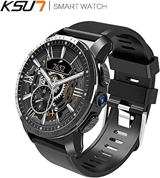 Amazon.com: KSUN KSR907 Smart Watch Android 7.1 MTK6739 3GB+ ...