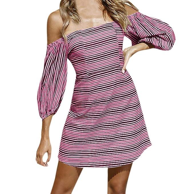 Falda Midi, Vestidos Mujer Invierno, Vestidos Años 50 Vintage, Faldas De Mujer Elegantes, Vestidos De Novias Sencillos, Rosado, XXL: Amazon.es: Ropa y ...