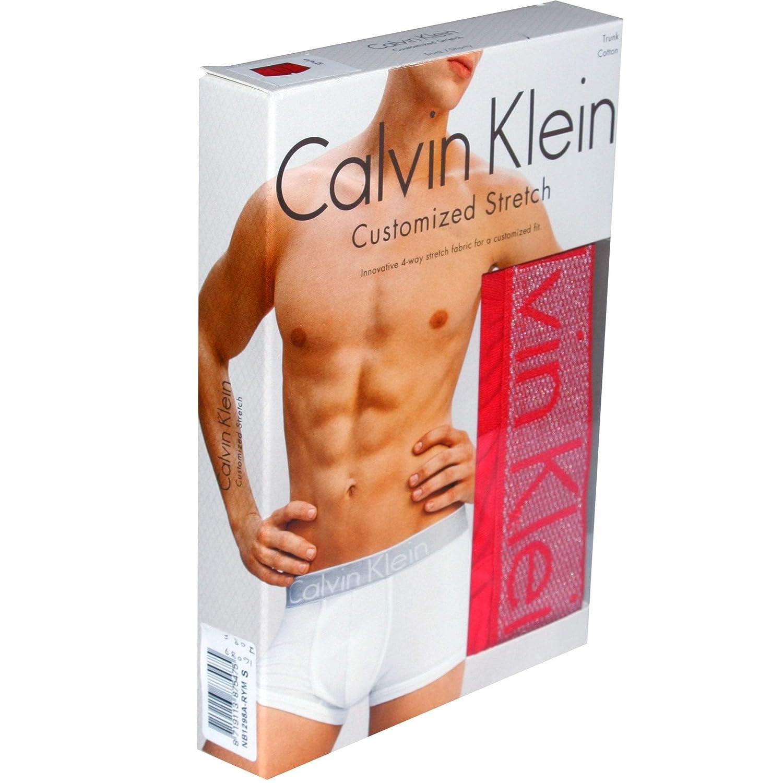 16b56fc7fd Calvin Klein Customised Stretch Men s Boxer Trunk