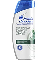Head and Shoulders Itchy Scalp Care with Eucalyptus Anti-Dandruff Shampoo 700mL
