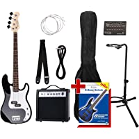 Rocktile pack Groover's PB E-Bass Set II Black