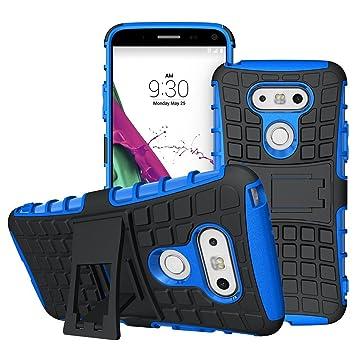 Amazon.com: LG G5 Funda, LG G5 Funda, protección de doble ...