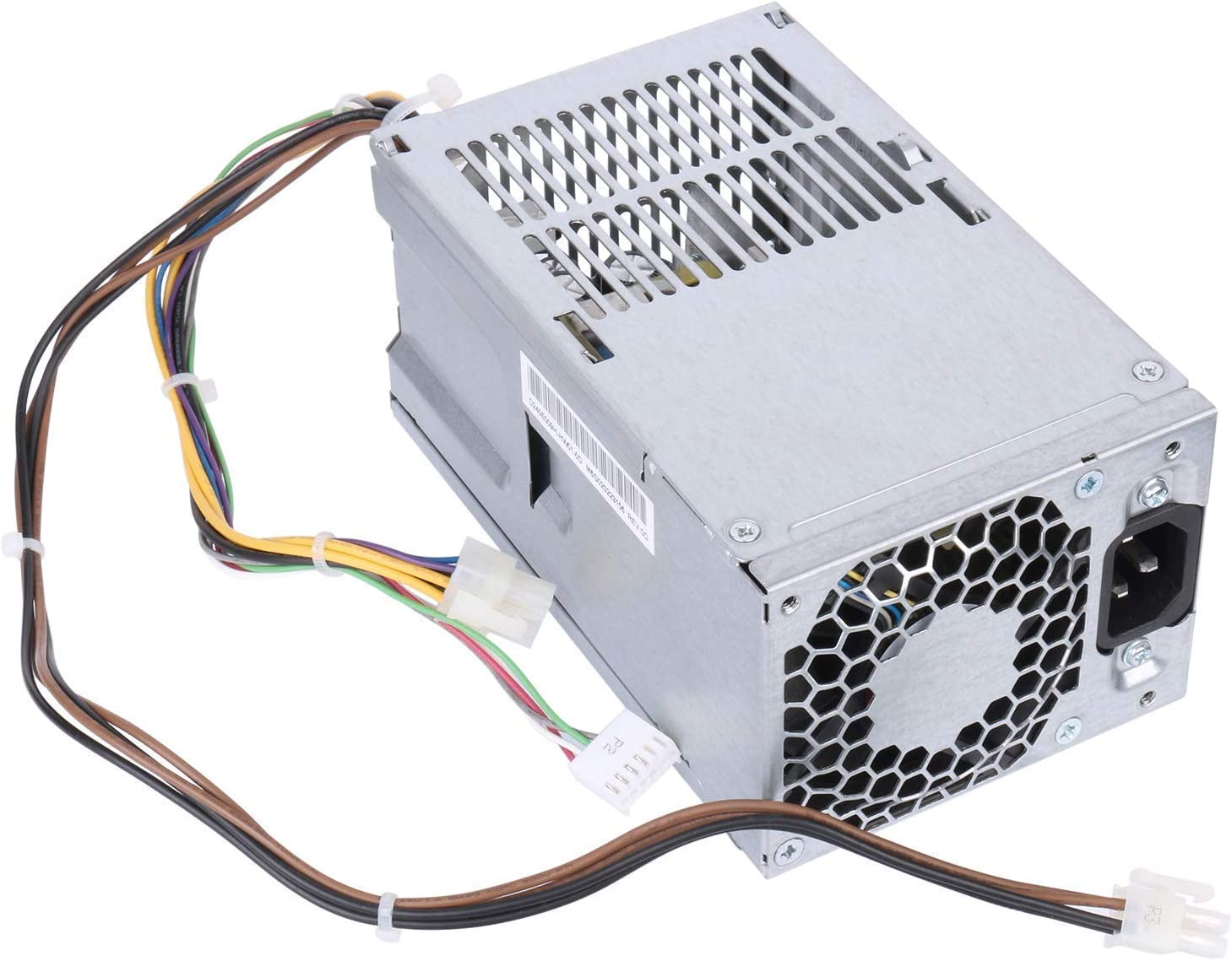 S-Union 240W Power Supply Compatible with HP ProDesk 400 600 800 G1 SFF, M/N: D12-240P1A PS4201-2HF PS-4241-2HF, P/N: 702309-001 751886-001 796351-001 702457-001(Also Works for HP Desktop with 200W)