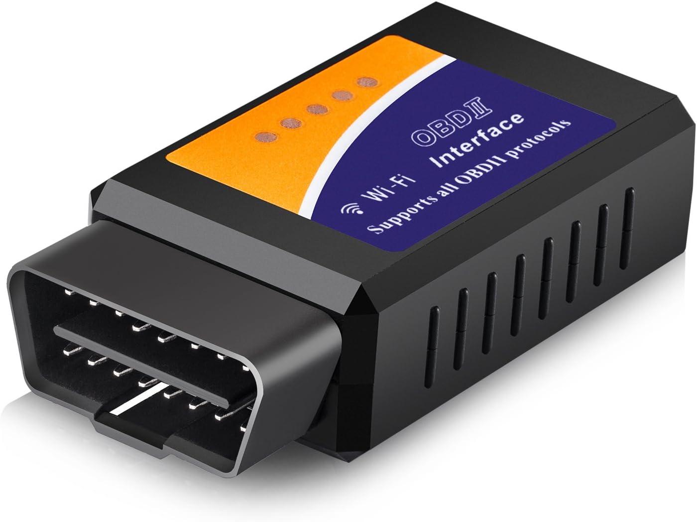 Wireless OBD2 Code Reader for Land Rover Diagnostic Scanner Engine Light
