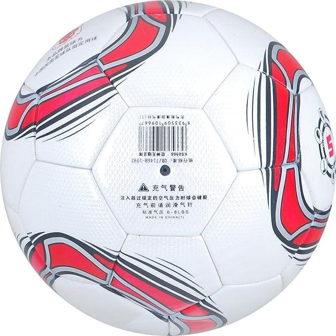 Kansa tamaño 5 Fútbol China ciudad Liga associatin Match Ball ...