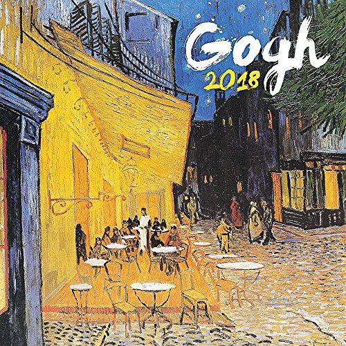 Van Gogh Calendar - 2018 Calendar - Calendar 2017 - Vincent