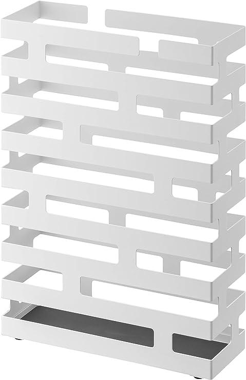 Yamazaki Brick Support pour Parasol Blanc Taille L