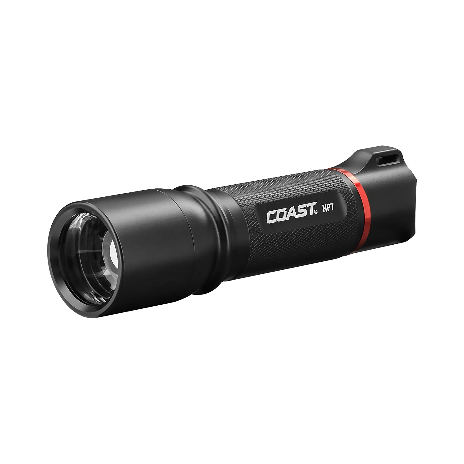 COAST HP7 530 Lumen Focusing LED Flashlight with Slide Focus and Beam Lock