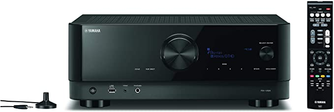 Amazon.com: YAMAHA RX-V6A 7.2-Channel AV Receiver with MusicCast: Electronics