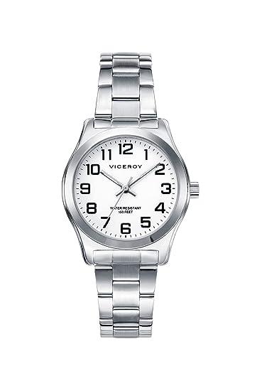 Reloj Viceroy - Mujer 40854-04  Amazon.es  Relojes 24b50fbdedbf