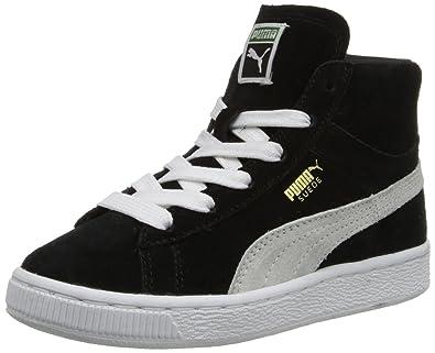 25ab527d4e PUMA Suede Classic Mid Sneaker (Little Kid/Big Kid)